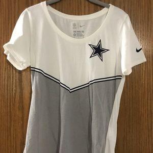 Women's Dallas Cowboys Nike tee